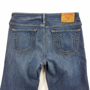 True Religion Tony Bootcut Womens Denim Jeans